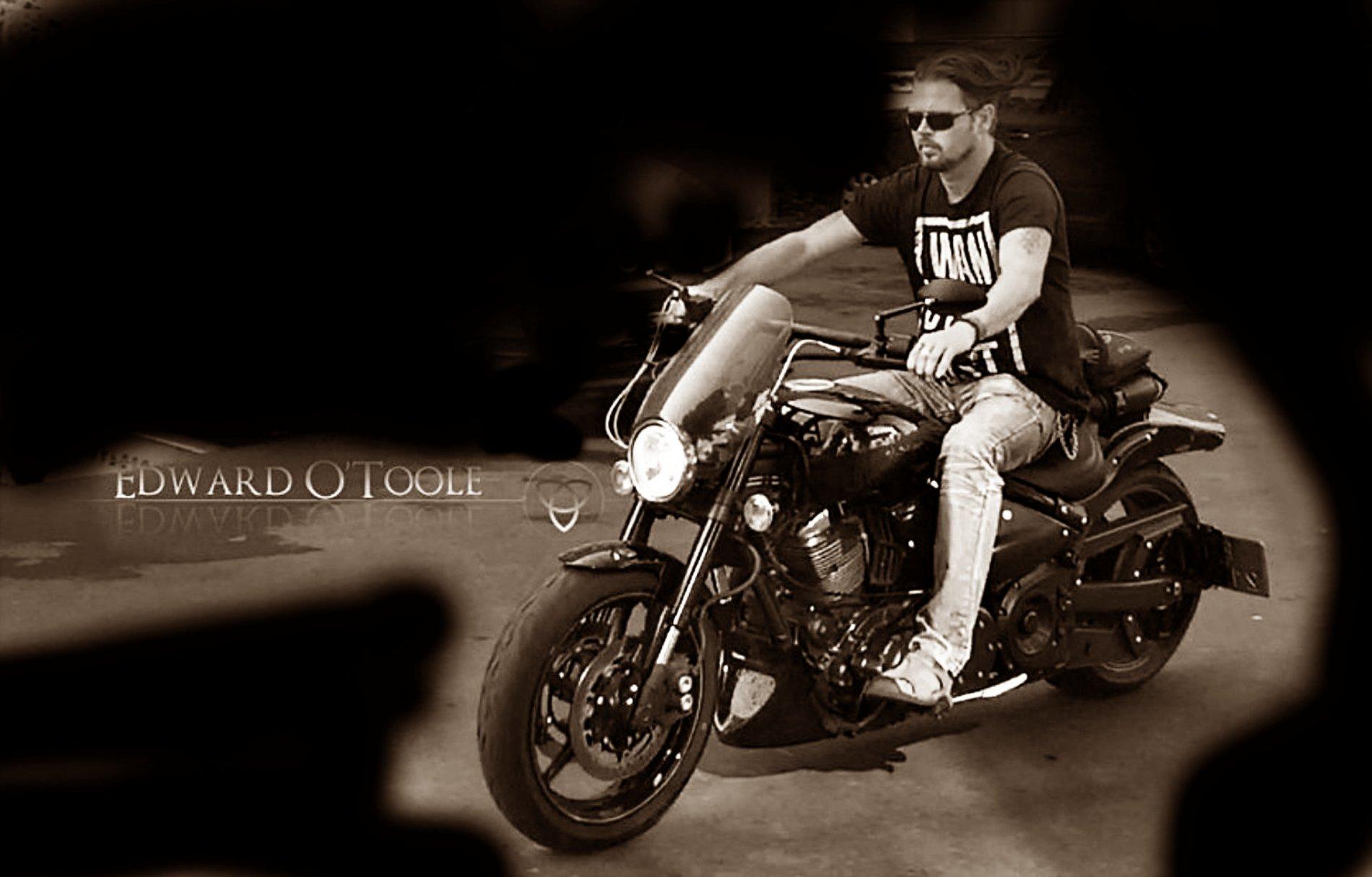 oldschoolbikeredwardotoole
