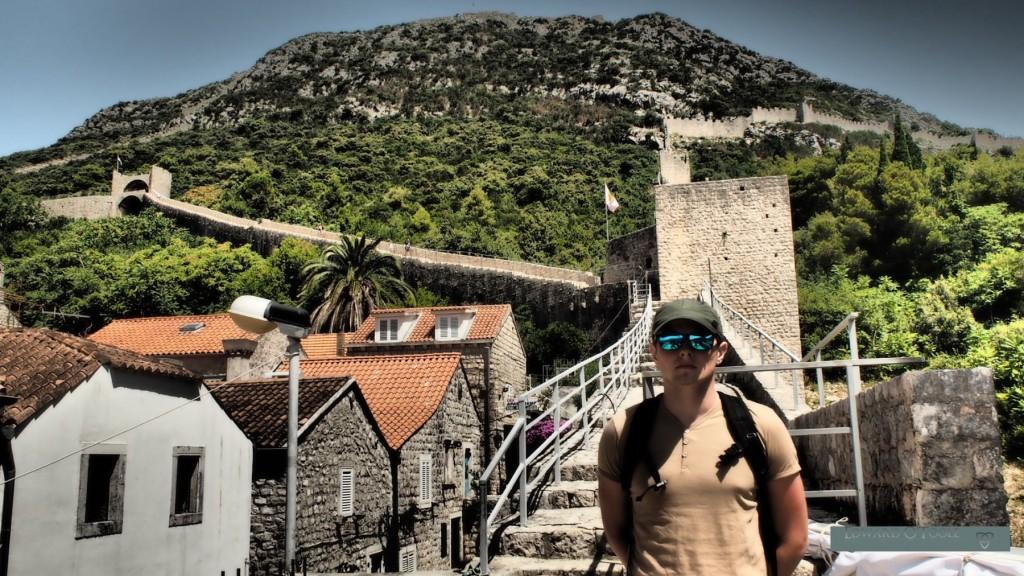 branislav o'toole ston wall croatia