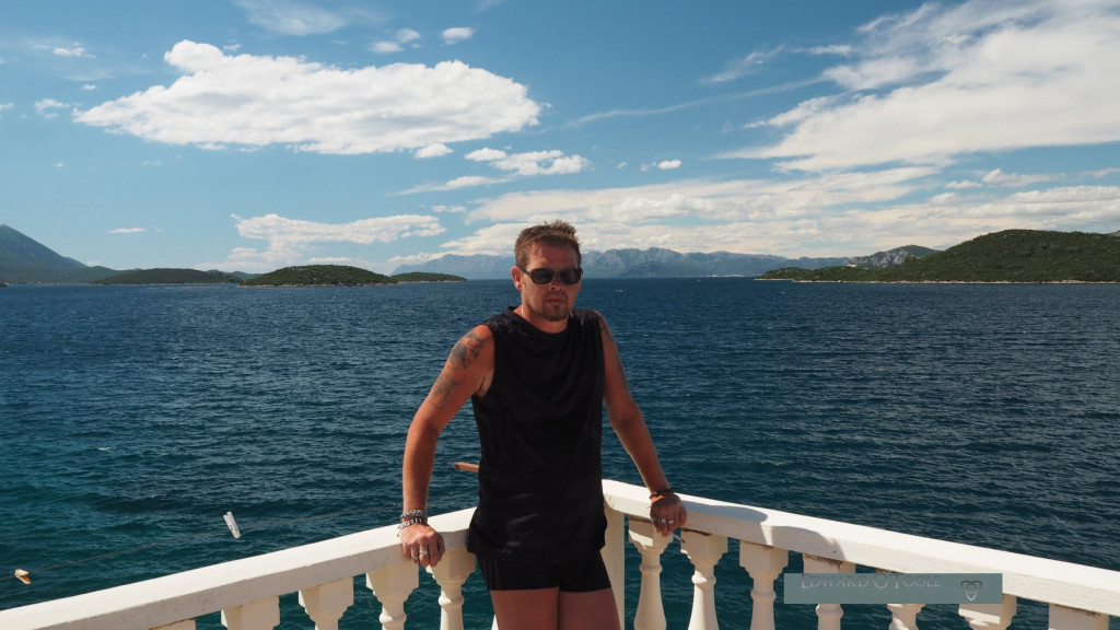 edward o'toole traveller croatia