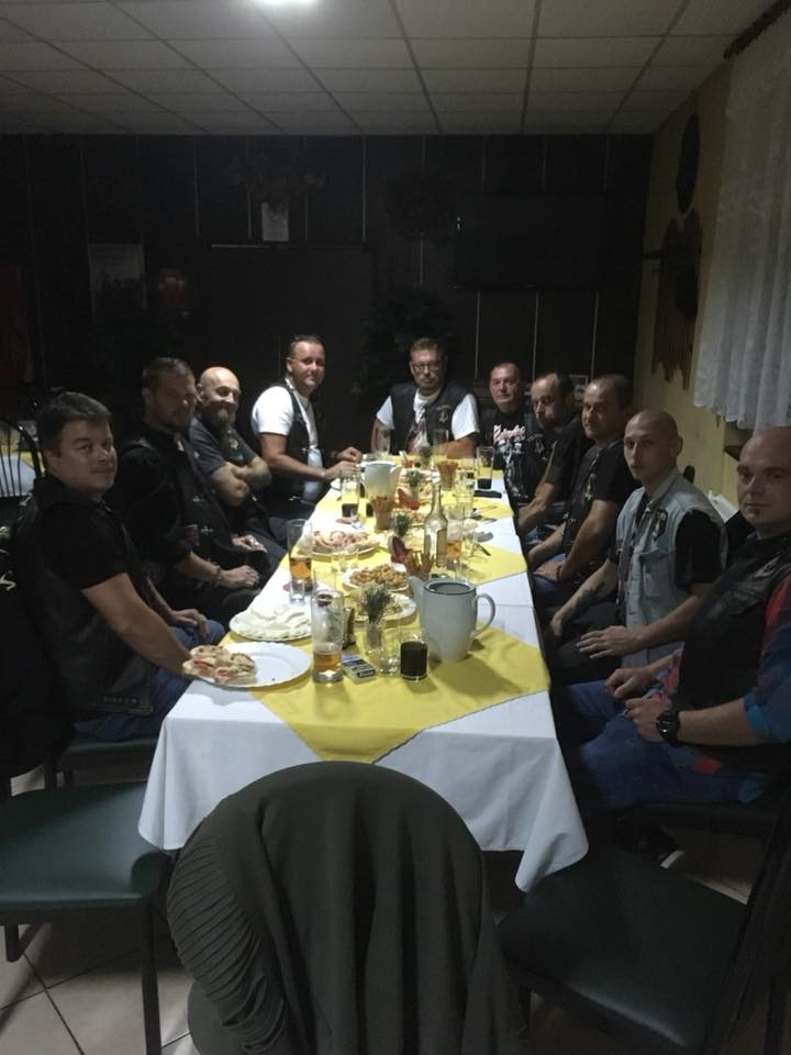 tilters motorcycle club birthday party
