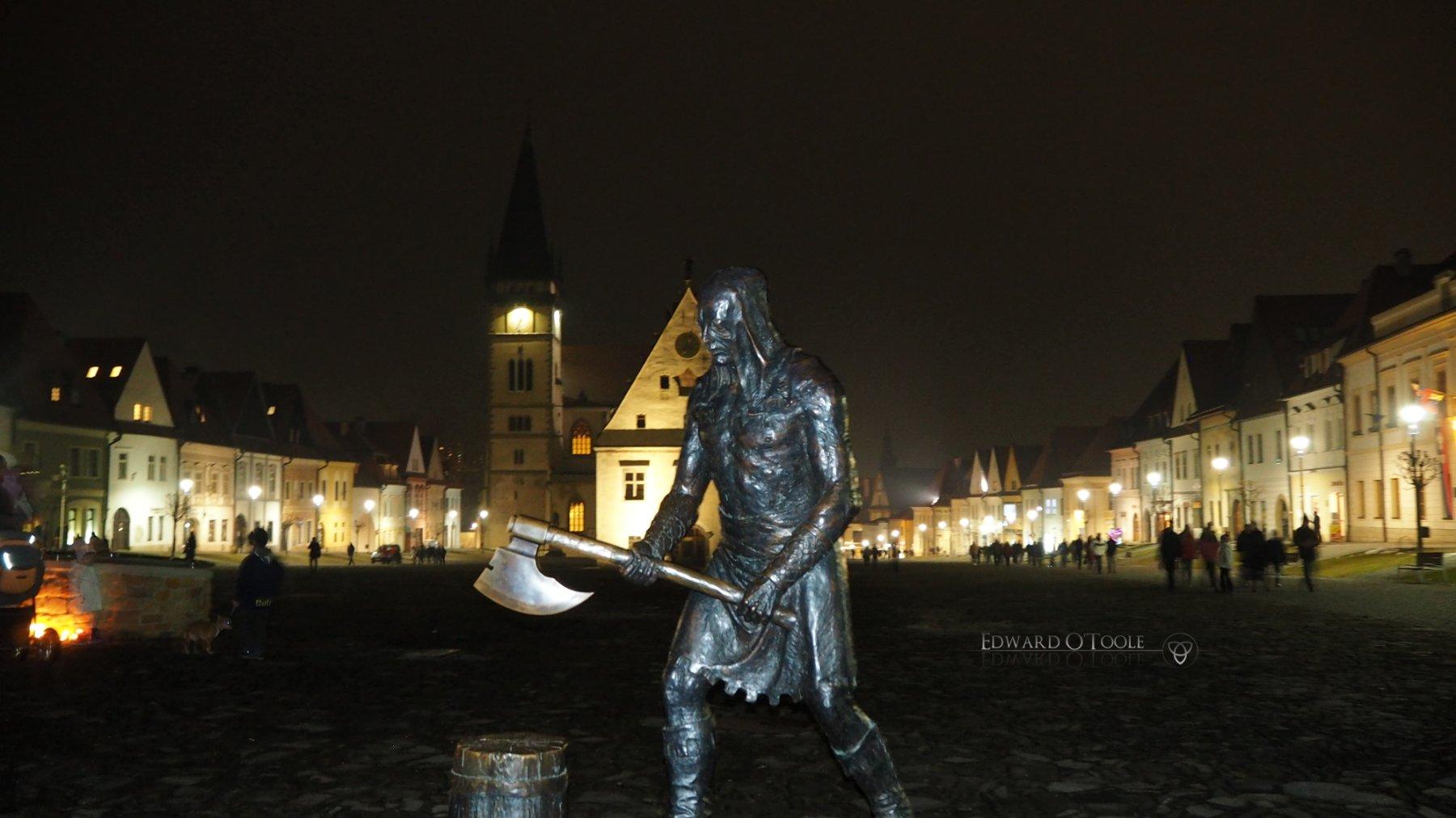 bardejov executioner