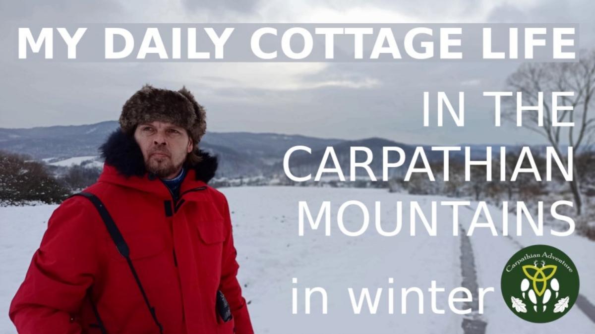cottagelifewinter